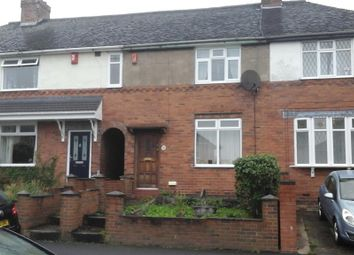 Thumbnail 2 bedroom terraced house for sale in Ridge Road, Tunstall, Stoke-On-Trent