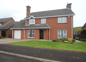Thumbnail 4 bed detached house for sale in Glebe Lodge, Newtownabbey