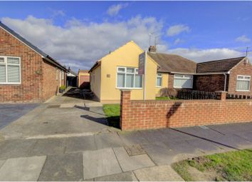 Thumbnail 2 bed bungalow for sale in Salcombe Drive, Hartlepool