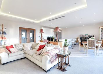 Thumbnail 3 bed flat for sale in Atwell Court, High Road, North Finchley