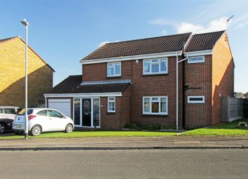Thumbnail 5 bedroom detached house for sale in Fallowfield, Sittingbourne