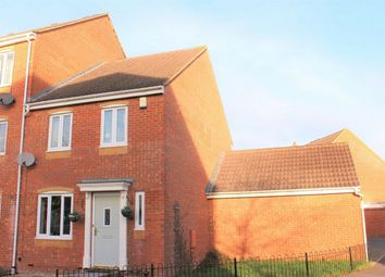 Thumbnail Semi-detached house for sale in Avill Crescent, Taunton, Somerset