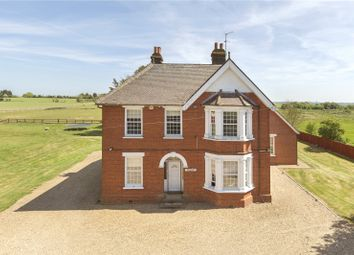 Thumbnail 4 bed detached house for sale in North Road, South Ockendon, Essex
