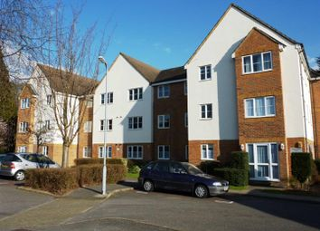 Thumbnail 1 bed flat to rent in Branscombe House, Gisburne Way, Watford