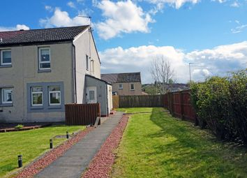 Thumbnail 1 bedroom end terrace house for sale in Blaeshill Road, Gardenhall, East Kilbride
