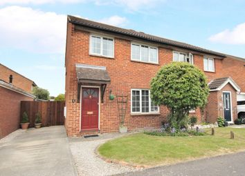 Thumbnail 3 bedroom semi-detached house for sale in Talland Road, Fareham