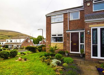 Thumbnail 2 bedroom end terrace house for sale in Crantock Drive, Stalybridge