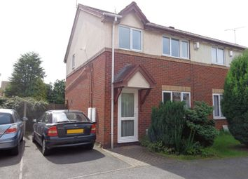 Thumbnail 3 bedroom semi-detached house to rent in Higham Way, Wolverhampton