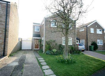 Thumbnail 3 bed detached house for sale in Western Drive, Hanslope, Milton Keynes, Buckinghamshire
