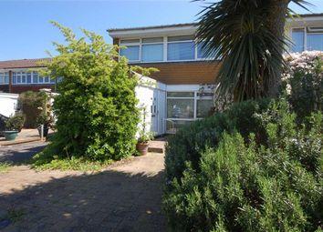 Thumbnail 3 bedroom end terrace house for sale in Pond Green, Ruislip