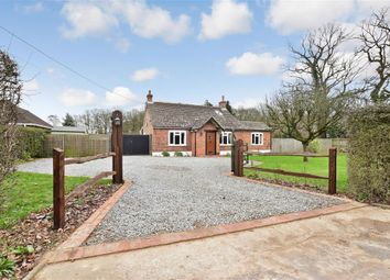 Thumbnail 5 bed bungalow for sale in Chapel Road, Smallfield, Horley, Surrey