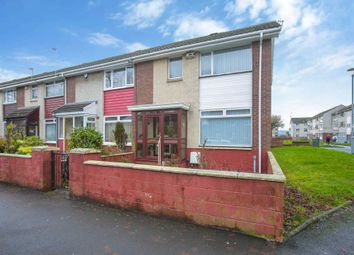 Thumbnail 3 bed end terrace house for sale in Newmains Road, Renfrew