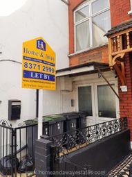 Thumbnail 1 bed flat to rent in Rear, Pemberton Road, London