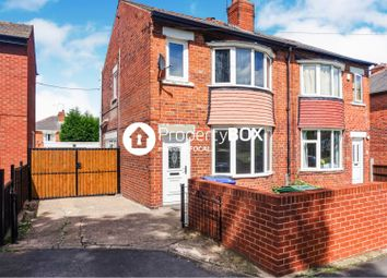 Thumbnail 3 bed semi-detached house for sale in Scawsby, Doncaster
