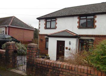 Thumbnail Semi-detached house for sale in Haden Street, Pontypool