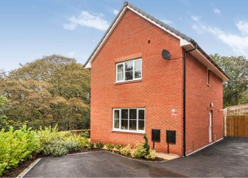 Thumbnail 3 bed detached house for sale in Hornby Close, Chorley