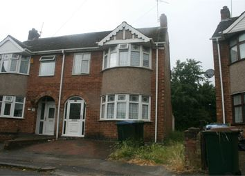 Thumbnail 3 bed semi-detached house for sale in Gaydon Close, Courthouse Green, Coventry, West Midlands