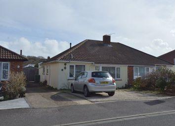 Thumbnail 3 bed semi-detached bungalow to rent in Mayfield Close, Stubbington, Fareham