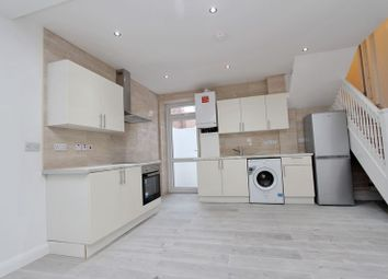 Thumbnail 3 bed flat to rent in Plashet Road, London