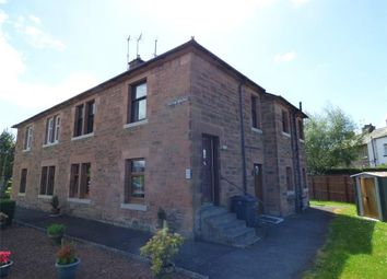 Thumbnail 2 bed flat for sale in Barrie Avenue, Dumfries, Dumfries And Galloway