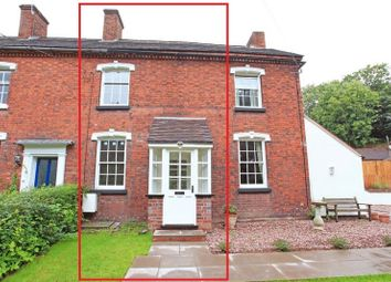 Thumbnail 2 bed cottage for sale in Coalport Road, Madeley, Telford