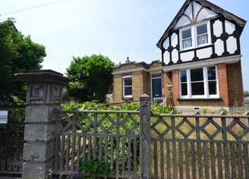 Thumbnail 3 bed detached house for sale in Woodlands Road, Gillingham
