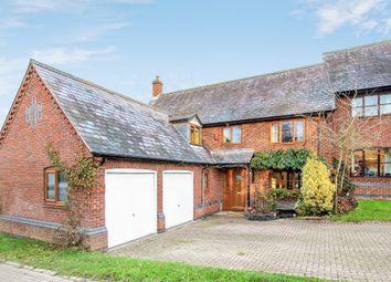 Thumbnail 5 bed semi-detached house for sale in St. Marys Close, Osgathorpe, Loughborough