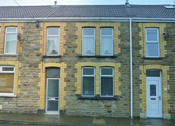 Thumbnail 3 bed terraced house for sale in Greenfield Street, Maesteg, Mid Glamorgan