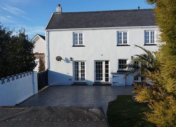 Thumbnail 4 bed property for sale in La Rue De L'eglise, St. John, Jersey
