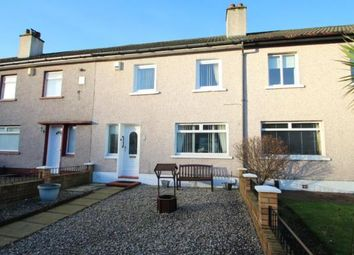 Thumbnail 2 bed terraced house for sale in Caplaw Road, Paisley, Renfrewshire