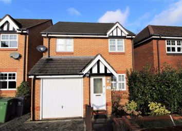 Thumbnail 3 bedroom detached house for sale in Patreane Way, Michaelston-Super-Ely, Cardiff