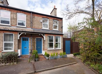 Thumbnail 3 bed end terrace house for sale in Corona Road, Cambridge