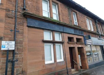 Thumbnail 1 bed flat to rent in Stewarton Street, Wishaw