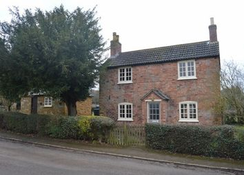 Thumbnail 3 bed detached house to rent in Croxton Road, Knipton, Grantham