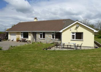 Thumbnail 4 bed detached bungalow for sale in Middlecott, Brandis Corner, Holsworthy
