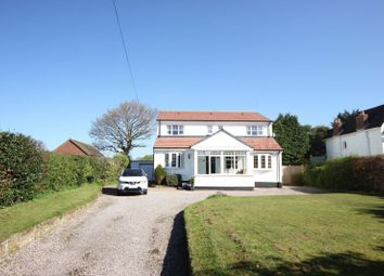 Thumbnail 4 bed detached house for sale in Whitehouse Lane, Heswall, Wirral