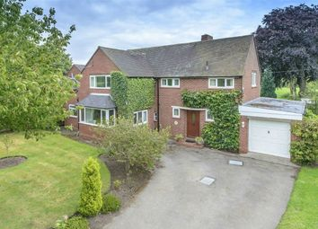 Thumbnail 4 bed detached house for sale in Grove Lane, Rodington, Shrewsbury, Shropshire