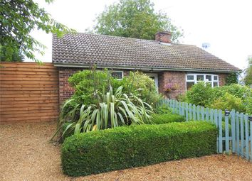Thumbnail 3 bed detached bungalow for sale in Furlong Drove, Stoke Ferry, King's Lynn