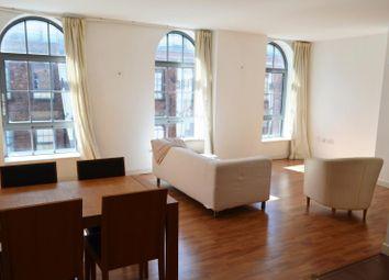 Thumbnail 2 bedroom flat to rent in 62 Hicking Building, Block 1, Queens Road, Nottingham