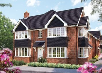 "Thumbnail 3 bedroom property for sale in ""The Sheringham"" at King Street Lane, Winnersh, Wokingham"