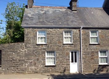 Thumbnail 2 bed semi-detached house for sale in The Terrace, Bronant, Aberystwyth, Sir Ceredigion