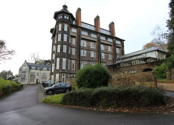 Thumbnail 2 bed flat for sale in Rockside Hall, Wellington Street, Matlock