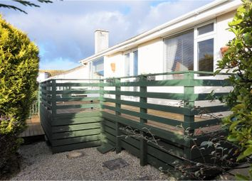Thumbnail 2 bed bungalow for sale in St. Georges Road, Looe
