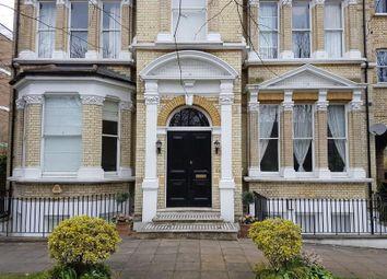 Thumbnail 1 bed flat to rent in Keswick Road, London