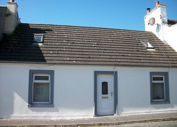 Thumbnail 3 bed terraced house for sale in Sheuchan Street, Stranraer