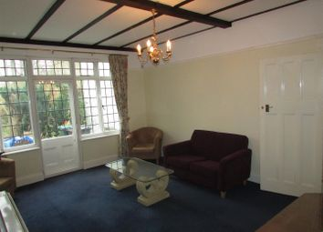 Thumbnail 1 bed flat to rent in Staverton Road, London