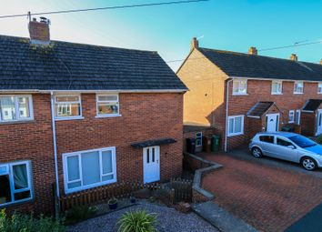 Thumbnail 2 bed semi-detached house for sale in Hillyfield Road, Pinhoe, Exeter