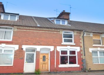 Thumbnail 3 bed terraced house for sale in Wellington Street, Kettering
