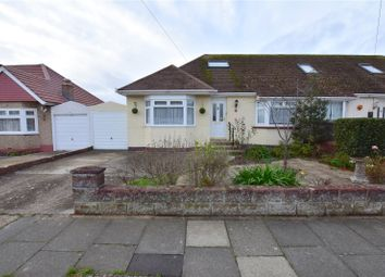 Thumbnail 3 bed semi-detached house for sale in Greet Road, Lancing, West Sussex