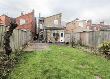 Thumbnail 4 bed detached house for sale in Aldermans Drive, West Town, Peterborough